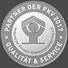 Qualität und Service