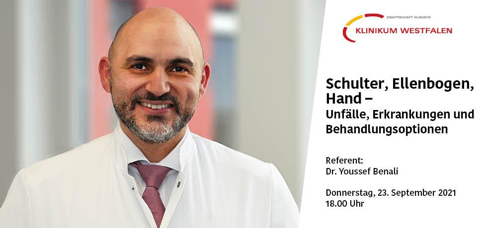 Chefarzt Dr. Youssef Benali