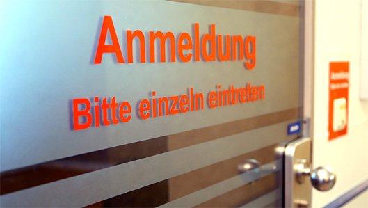 Die Zentrale Notaufnahme am Knappschaftskrankenhaus Dortmund