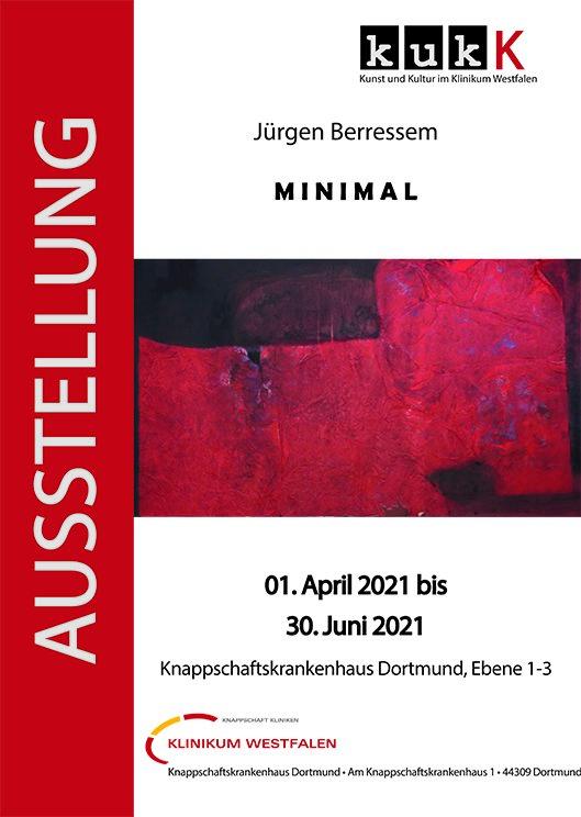 Plakat der aktuellen Ausstellung