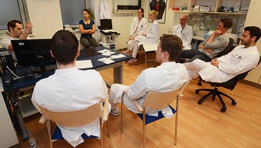 Famulatur im Klinikum Westfalen