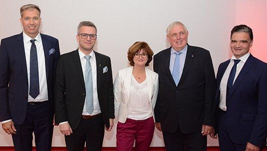 Klinikum trifft Westfalen mit Minister Laumann