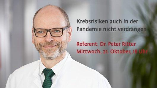 Direktor Dr. Peter R. Ritter, M.A.