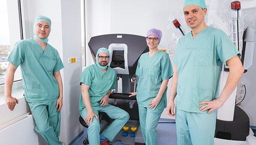 Klinik für Allgemein- und Viszeralchirurgie Kanppschaftskrankenhaus Dortmund