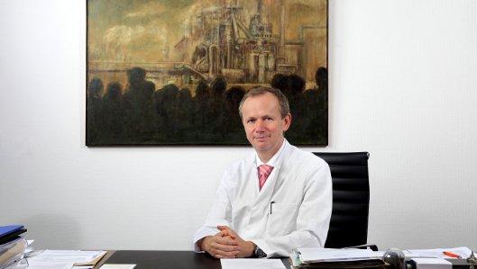 Chefarzt Dr. Stefan Orth