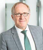 Chefarzt Dr. Thomas Finkbeiner, Klinik für Psychiatrie und Psychotherapie am Knappschaftskrankenhaus Lütgendortmund