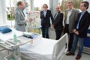 Dialysekapazität verdoppelt - Praxiserweiterung am Knappschaftskrankenhaus