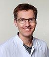 Dr. Martin Haas, Direktor der Klinik für Innere Medizin und der Klinik für Altersmedizin
