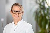 Jennifer Ploetner, Leitende Oberärztin