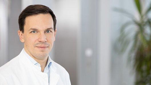 Dr. Larrosa-Lombardi Infektiologe am Klinikum Westfalen
