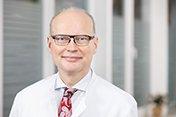 Chefarzt Dr. med. Burkhard Thiel
