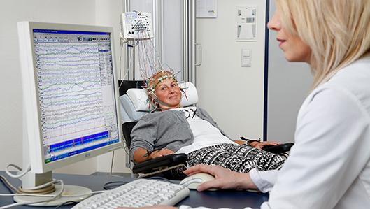 Neurologische Untersuchung