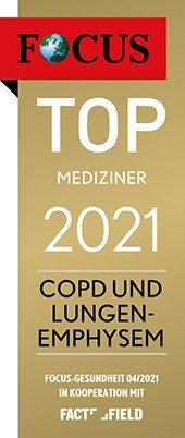 Focus-Siegel Top-Mediziner 2021