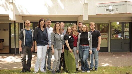 Psychiatrische Institutsambulanz Knappschaftskrankenhaus Lütgendortmund