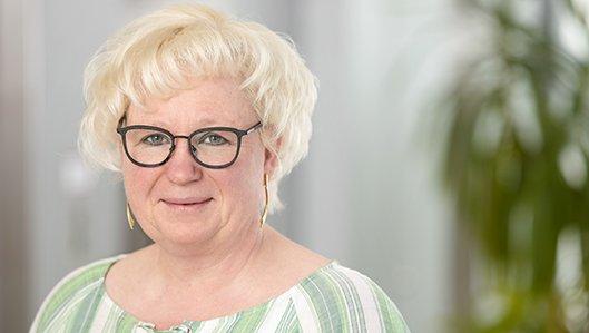 Sekretariat Unfallchirurgie Sybille Hartmann