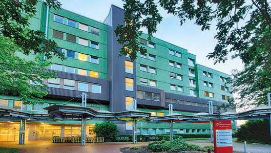 Hellmig-Krankenhaus Kamen
