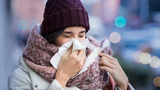 Klinik für Pneumologie Dortmund Tipps gegen Erkältung