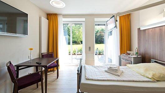 Komfortstation Lütgendortmund Einzelzimmer