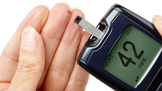 Blutzucker-Messgerät