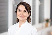 Oberärztin Alexandra Wüller