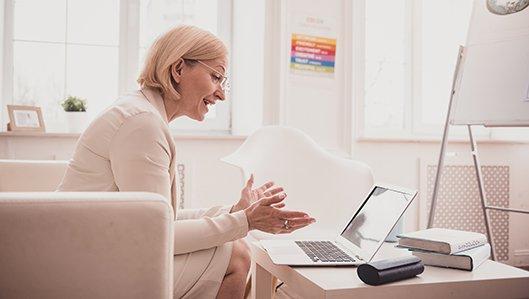 Online-Psychotherapie im Knappschaftskrankenhaus Lütgendortmund