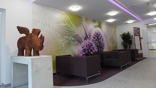 Komfortstation Lütgendortmund Foyer