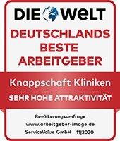 Siegel Deutschlands Beste Arbeitgeber