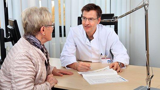 Klinik für Altersmedizin, Knappschaftskrankenhaus Lütgendortmund, Klinikum Westfalen