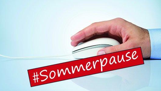 Symbolfoto Sommerpause
