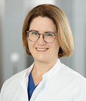 Dr. med. Susanne Krämer, Leitende Aerztin der Unfallchirurgie in der Klinik am Park Luenen