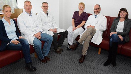 Team Onkologie Knappschaftskrankenhaus Dortmund