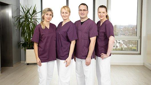 Team Onkologische Fachpflege