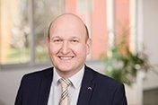 Thorsten Muschinski,  Stellv. Pflegedirektor Klinikum Westfalen