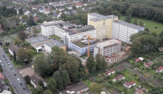 Das Klinikum Westfalen