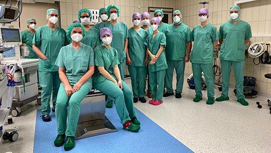 Team Anästhesie