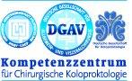 Zertifizierungssignet-Koloproktologie