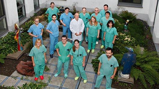 Klinik für Anästhesiologie und Intensivmedizin
