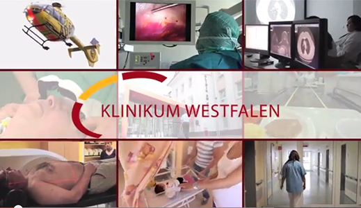 Klinikum Westfalen in motion