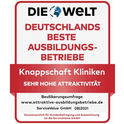 Deutschland beste Ausbildungsbetriebe