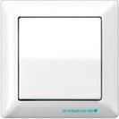 Lichtschalter antibakteriell