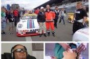 Rasante Fahrt auf der Nordschleife des Nürburgrings sorgt für Ablenkung im Operationssaal!