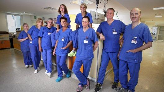 Team Intensivmedizin