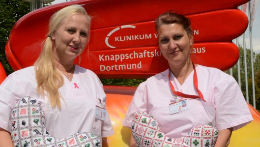 Unsere Breast Care Nurses