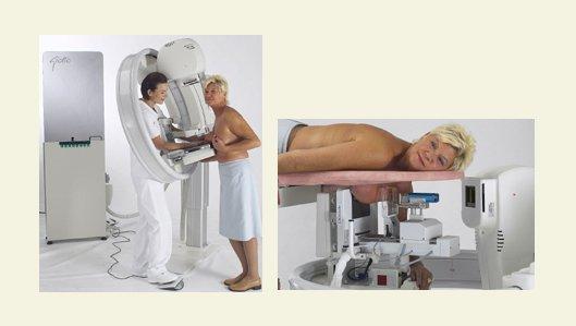 Digitale Vollfeld-Mammographie