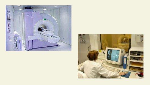 Kernspintomographie