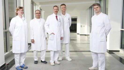 Klinik für Unfall- und Wiederherstellungschirurgie