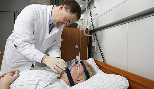 Schlafverhalten zertifiziert testen