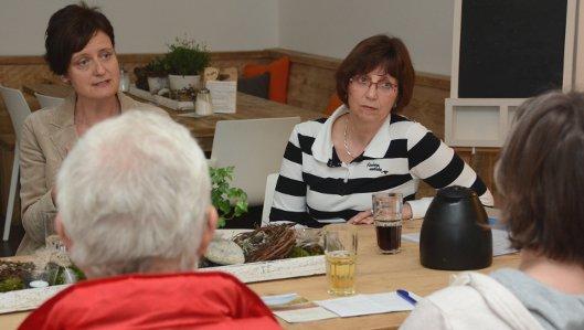 Sozialdienst hilft bei Pflegebedürftigkeit