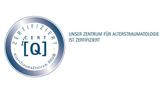 Zertifikat AltersTraumaZentrum