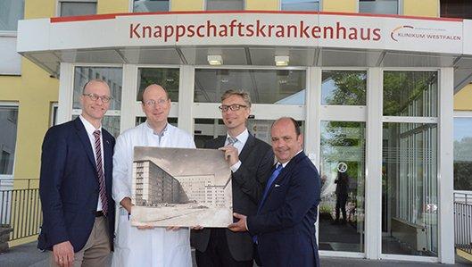 60 Jahre Knappschaftskrankenhaus Dortmund
